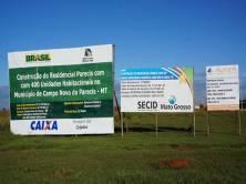 Prefeitura comunica inscrição para Residencial Parecis