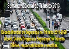 Semana Nacional de Trânsito terá programação especial em Campo Novo