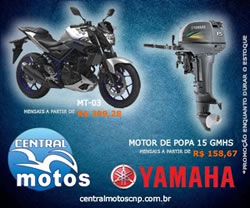 Banner Central Motos PGs