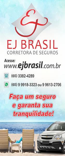 Banner EJ Brasil Corretora de Seguros