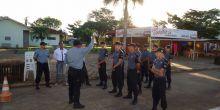Forças de Segurança, AGEM e poder público participam da campanha Maio Amarelo em Campo Novo do Parecis