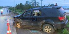 Motorista é assassinado a tiros em Sorriso enquanto dirigia carro em rodovia