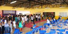 Escola Estadual Parecis comemora 2 anos de fundação