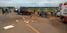 Produtor Rural de Sapezal morre em grave acidente em Campo Novo do Parecis