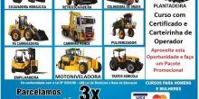 Campo Novo do Parecis recebe curso de máquinas pesadas; matrículas somente sexta-feira (18)