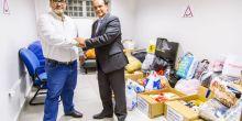 Donativos começam a ser levados para Campo Novo do Parecis