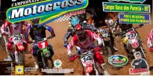 Campo Novo do Parecis recebe neste final de semana a 5ª Etapa do  Estadual de Motocross