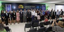 Sapezal e Tangará entregam Planejamento Estratégico ao TCE-MT