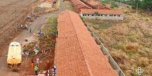 Obras do Residencial Parecis são retomadas e casas devem ser entregues em 2018