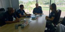 Presidente do Detran de MT estabelece parcerias em Sapezal
