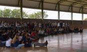 Voltas às aulas acontece nesta segunda no campus Campo Novo