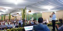 """""""Fui o primeiro a favor do impeachment"""", diz Governador Pedro Taques na Parecis SuperAgro"""