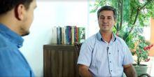 """""""Campo Novo do Parecis perdeu muito tempo"""", diz Clovis de Paula, entrevistado desta semana"""