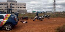 PM de Campo Novo prende jovem em liberdade condicional portando arma