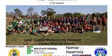 Etapa do Campeonato Mato-grossense de Rugby Sevens acontece sábado em Campo Novo do Parecis