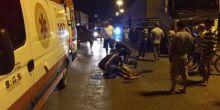Homem tenta subir em carroceria de carreta e acaba sendo atropelado em Campo Novo