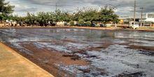 Pátio do CIRETRAN de Campo Novo do Parecis recebe melhorias