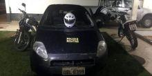 PM recupera carro roubado e prende homem por receptação em Campo Novo