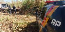 PM localiza veículo utilizado em roubos de propriedades rurais em Campo Novo