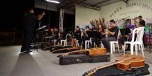 Orquestra Municipal abre programação de comemoração dos 28 anos de Campo Novo do Parecis