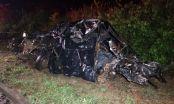 Dois homens e uma mulher morrem em grave acidente em Sorriso