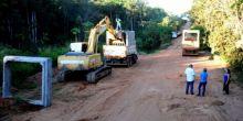 Ponte sobre o Rio Membeca ficará interditada a partir desta quinta-feira