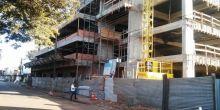 Conselho de Arquitetura e Urbanismo fiscaliza obras em Campo Novo do Parecis
