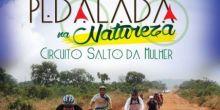 """Vem aí: Pedalada na Natureza """"Aldeia Salto da Mulher"""""""