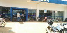 Agência da Caixa em Campo Novo do Parecis têm filas no 1º dia de saques do FGTS