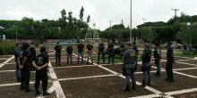 Forças de Segurança fazem operação em Campo Novo do Parecis