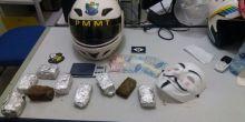 Jovem é preso com quase 1 quilo de maconha em rodoviária de Campo Novo
