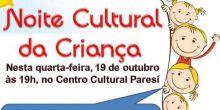 Com sorteio de brindes, Noite Cultural da Criança será realizado nesta quarta