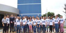Conheça os melhores alunos de Campo Novo do Parecis do projeto da Promotoria de Justiça
