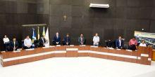 Clovis de Paula preside 1ª sessão ordinária de 2016