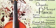 """""""Canções da Nossa Terra"""" abre calendário de festividades do aniversário de Campo Novo do Parecis"""