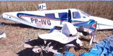 Avião cai próximo ao município de Campo Novo do Parecis