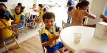 Alunos da APAE visitam Chiquinho Sorvetes de Campo Novo do Parecis em comemoração ao Mês da Criança