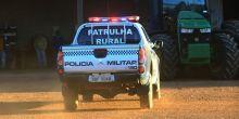 Patrulha rural inicia trabalho para combater criminalidade fora da zona urbana de Campo Novo do Parecis